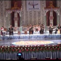 اجرای زنده ودود موذن زاده و احمد ستاری (تورکی-فارسی) در جشنواره بین المللی شش مقام (موغام) 2013 تاجیکستان
